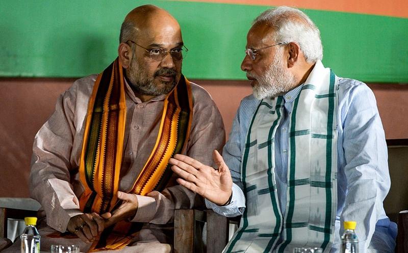 Sack HM Amit Shah and inquire into PM Modi's role: Congress on Pegasus Project row