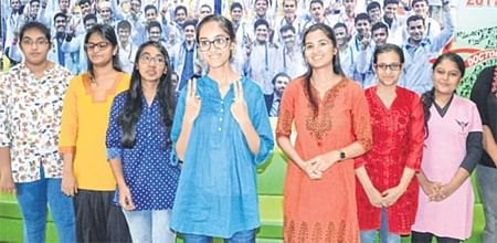 NEET 2018: Bhopal girl Shabista secures 29th rank, Sankalp 43rd