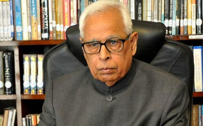 All-party meeting underway at Jammu and Kashmir Governor's residence