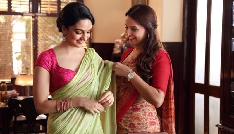 After Kiara Advani, Neha Dhupia's Masturbation video from Lust Stories goes viral; watch it now