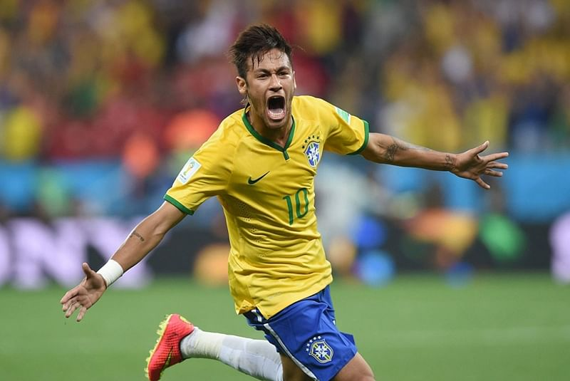 FIFA World Cup 2018: Neymar returns to training, Brazil guarantees his fitness