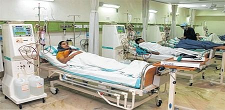 Indore: No nephrologist in city government hospitals, patients depend on nurses and technicians