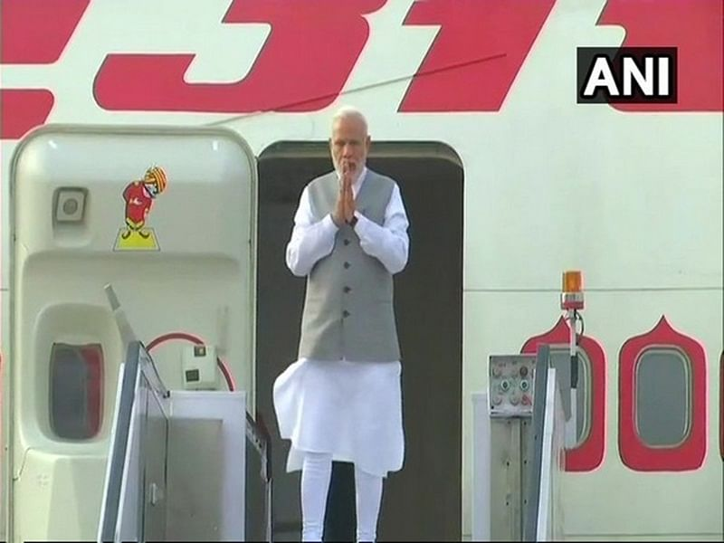 PM Modi leaves for Japan to hold annual India-Japan bilateral summit