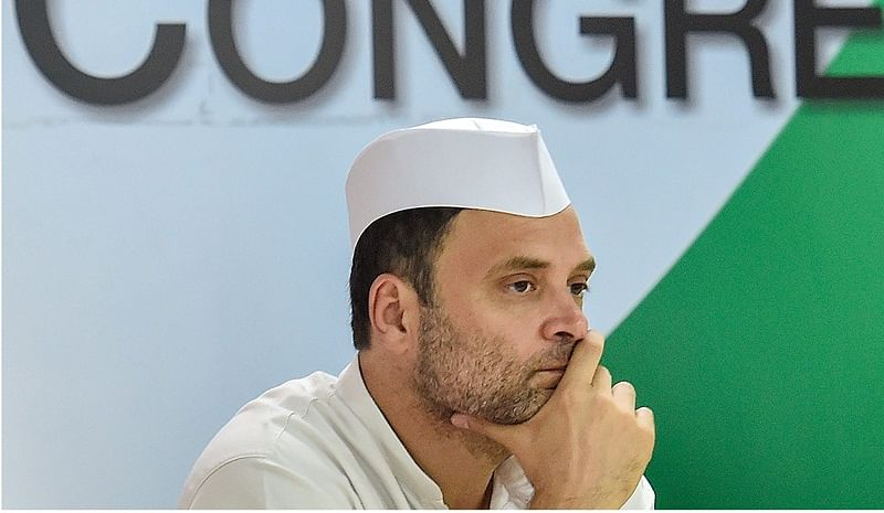 Congress not involved in 1984 anti-Sikh riots, says Rahul Gandhi