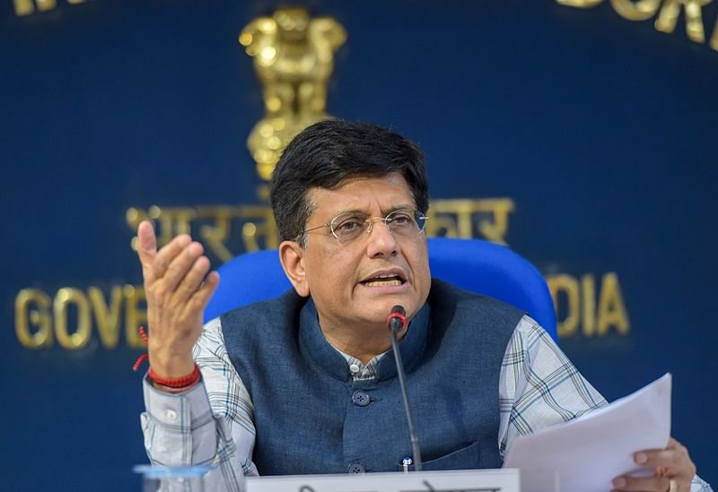 Law can't be 'blind', shouldn't treat every default as NPA on 90th day: Piyush Goyal to RBI