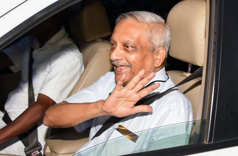 Manohar Parrikar India's 18th and Goa's 2nd Chief Minister to die in office
