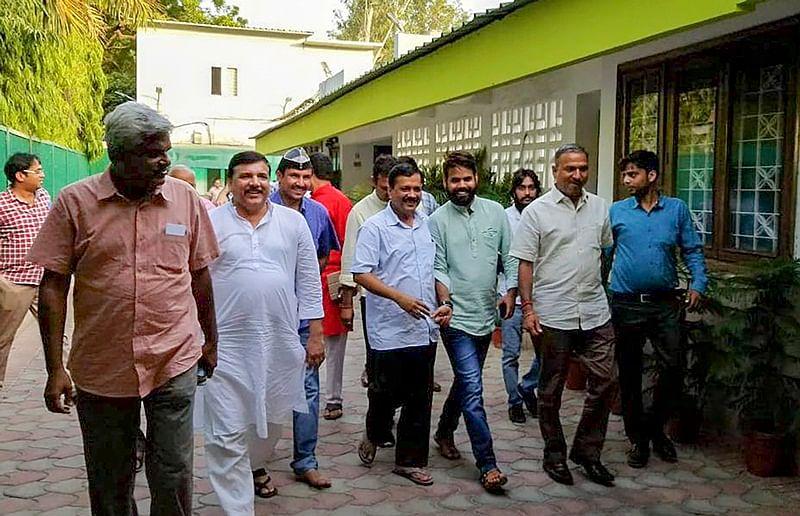 Delhi government officers body writes open letter to CM Arvind Kejriwal, seeks meeting over 'safety'