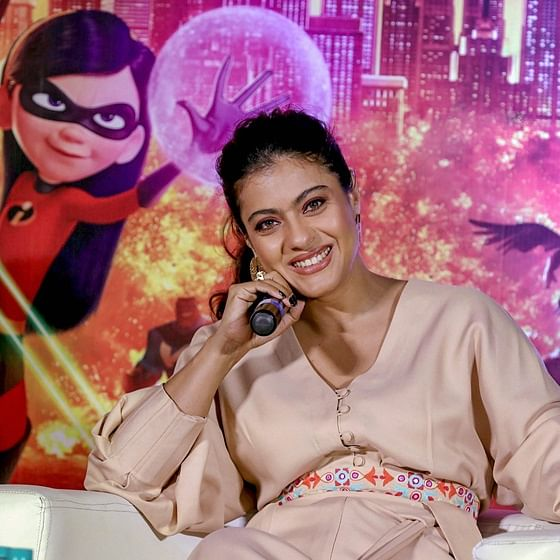 'Took care not to offend sensibilities': Kajol on 'Tanhaji: The Unsung Warrior'