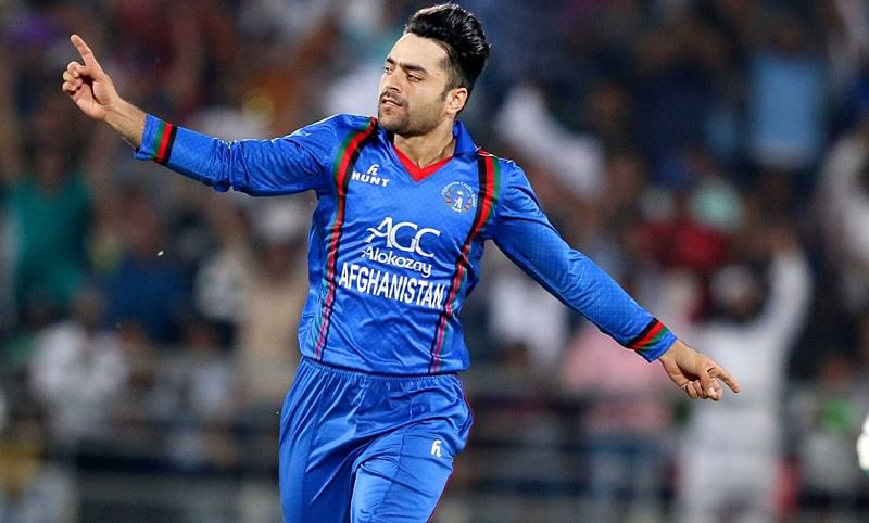 Afghanistan spinner Rashid Khan's post about his mom and dad will leave you in tears