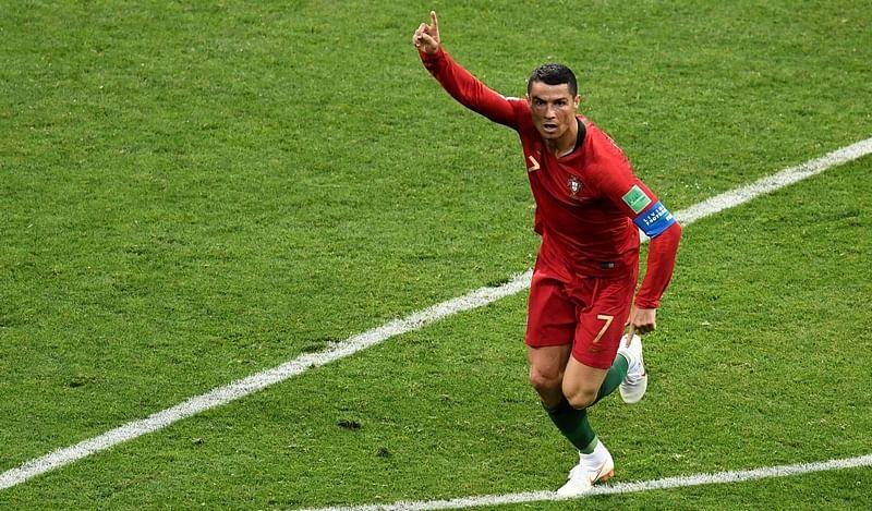 Ronaldo creates history again with his 700th career goal
