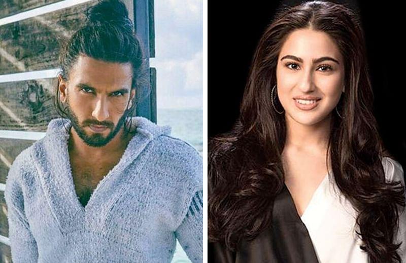 Wow! 'Simmba' Ranveer Singh and Sara Ali Khan to recreate 90s 'Aankh Maare' song