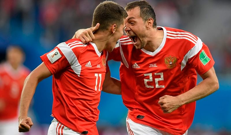 FIFA World Cup 2018: Best is yet to come for Russia after closing in on last 16