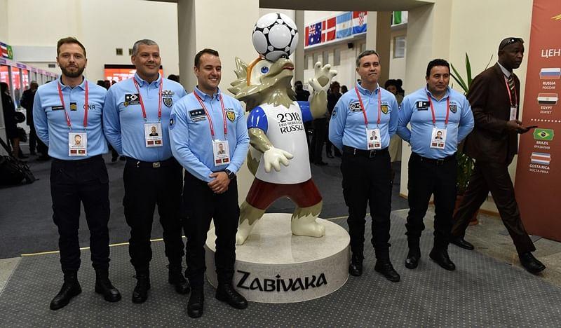 FIFA World Cup 2018: Terror, hooligan threats cast shadow over Russia's World Cup