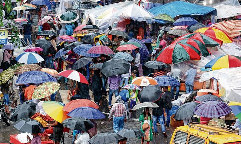 Mumbai rain: IMD predicts heavy rainfall in city