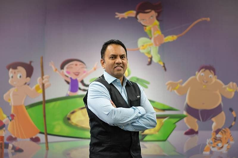 There is great future in Indian animation and we have just started: Chhota Bheem creator Rajiv Chilaka