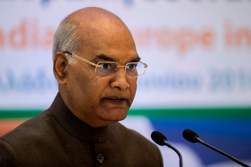 Uttar Pradesh set to become a trillion-dollar economy: President Ramnath Kovind