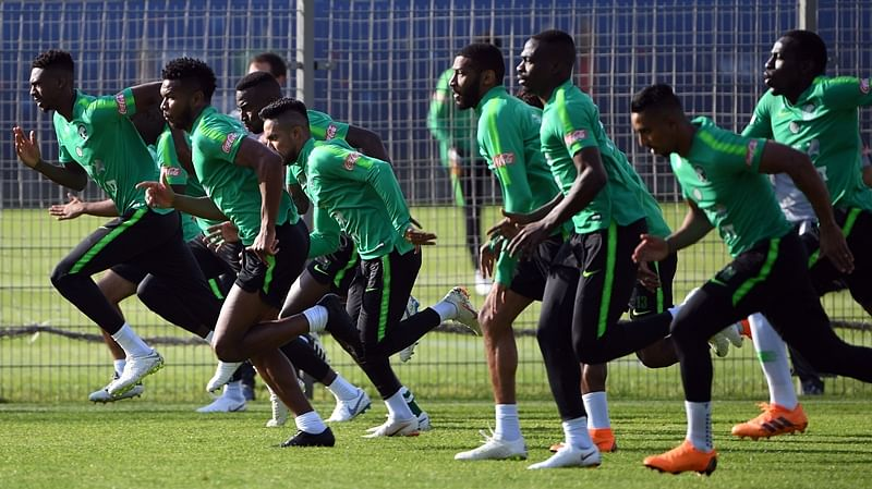 FIFA World Cup 2018: 9 Saudi players went to Spain for training, but couldn't cope with Spanish culture