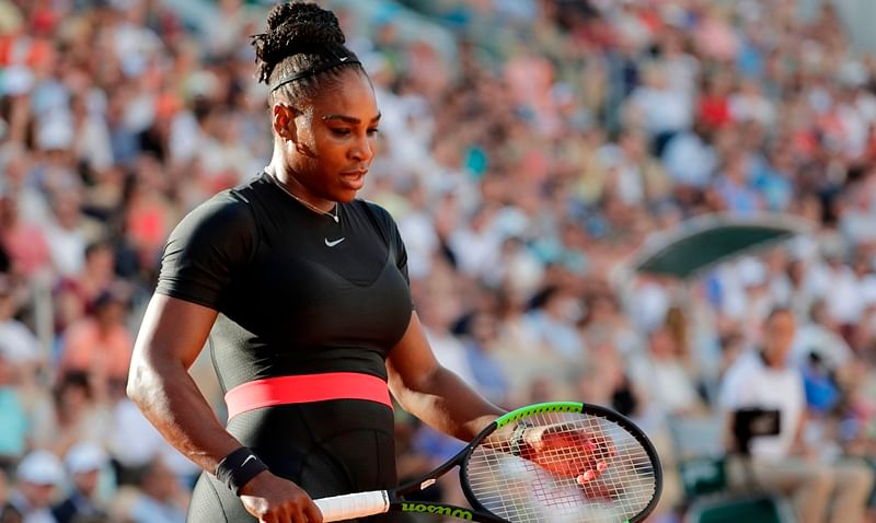 I learnt about parole of my sister's killer just before my worst defeat, says Serena Williams