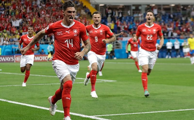 FIFA World Cup 2018: FPJ's dream XI predictions for Switzerland vs Costa Rica