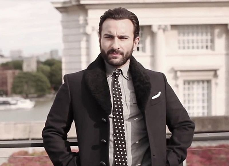 Saif Ali Khan gets notice from Interpol for the Bulgarian wild boar hunting case