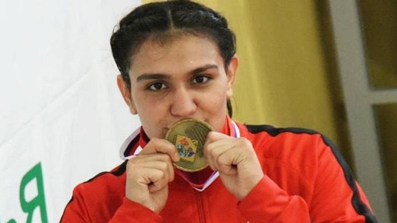 Saweety Boora strikes gold at Russian boxing tournament