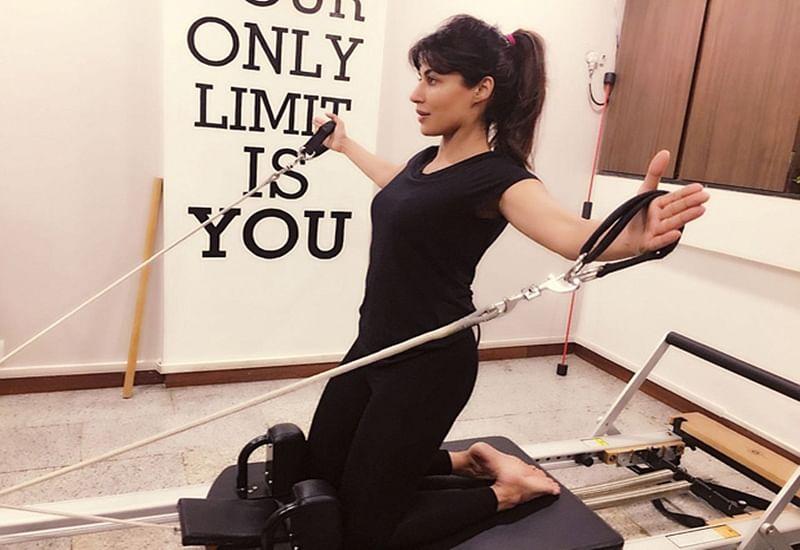 'Soorma': Chitrangda Singh resorts to pilates and kickboxing to keep herself fit; see pic