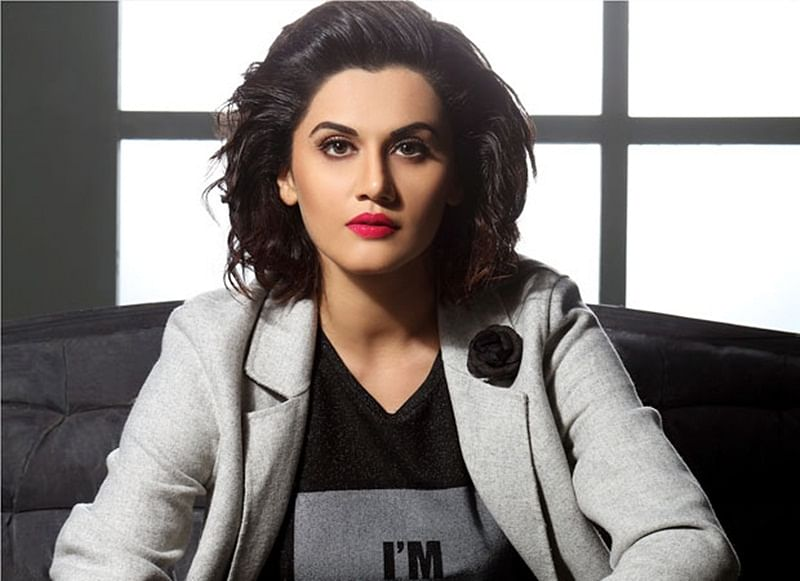 Was replaced in a number of films because I had no godfather or connections in the film industry: Taapsee Pannu