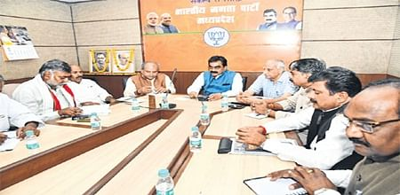 Bhopal: Use manifesto meetings for campaigning, says Narendra Singh Tomar
