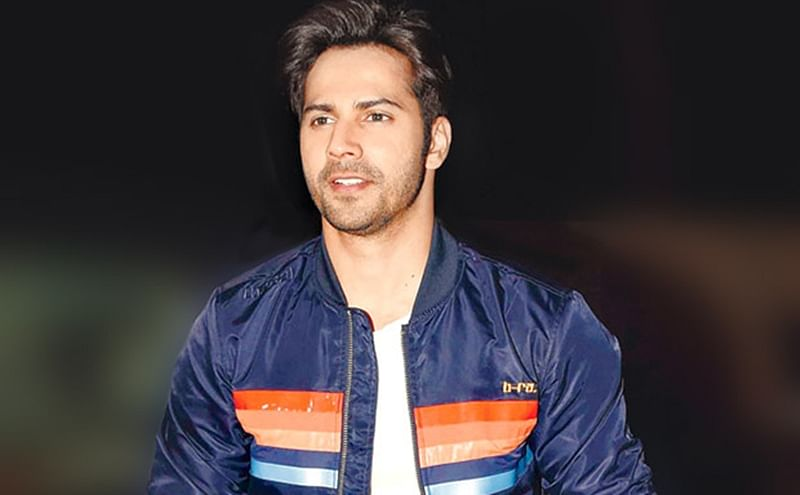 Varun Dhawan Joins the countdown and reveals the new poster for Loveratri
