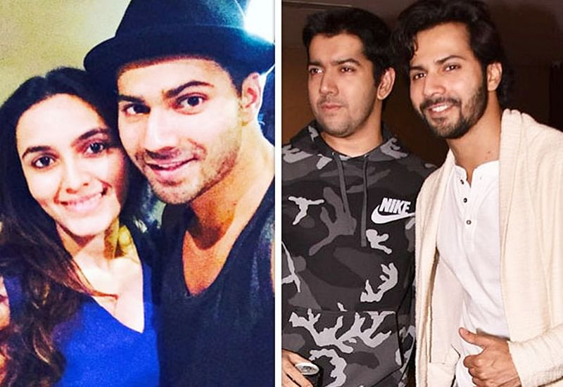 Good News! Varun Dhawan becomes 'Chachu'; Rohit Dhawan and Jaanvi Desai welcome baby girl