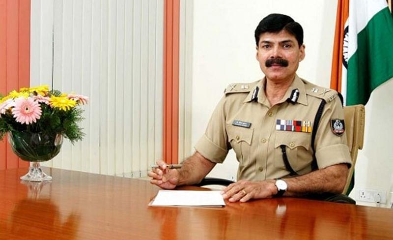 Retired IPS officer, anti-naxal expert Vijay Kumar appointed advisor to J&K governor
