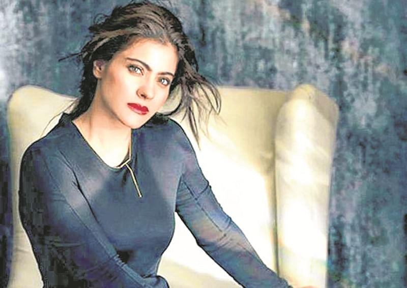 Actors are supposed to be perfect all the time, feels Kajol