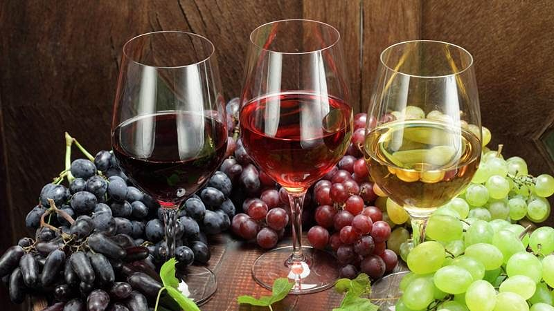 Wine sent-off for ageing in space