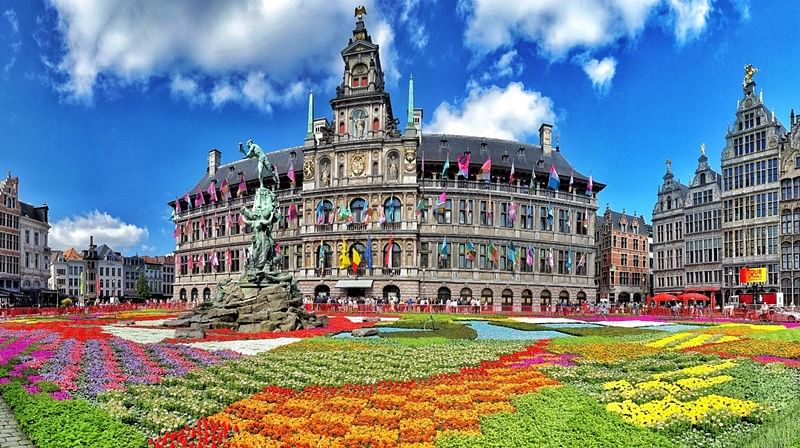 Belgium: Exploring its diverse topography and cultures