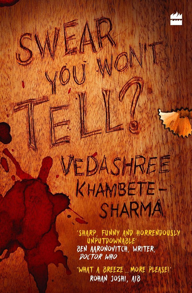 Swear You Won't Tell? by Vedashree Khambete-Sharma: Review