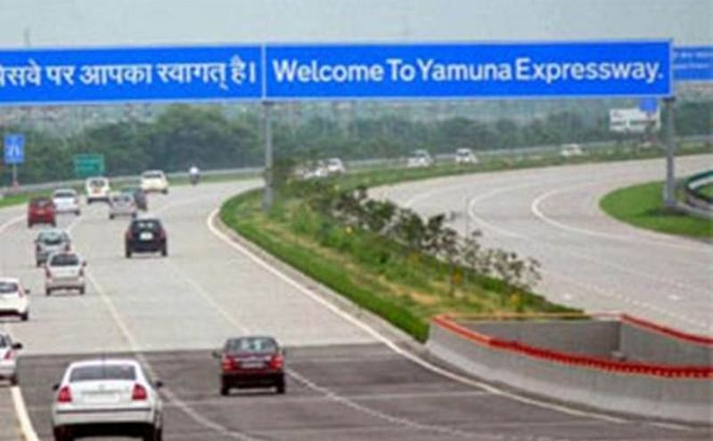 Four, including policeman, killed on Yamuna Expressway