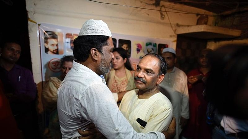 Ankit Saxena's murder: Months after murder Saxena family hosts Iftaar for communal harmony