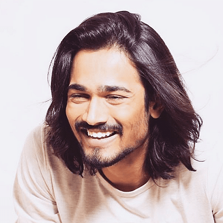 YouTube star Bhuvan Bam attends World Economic Forum 2020 in Davos