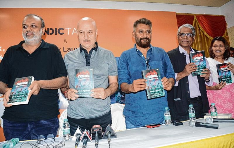 Who are Urban Naxals? Read Vivek Agnihotri's book to find out