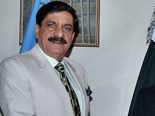 Pak NSA resigns amid reports of differences with caretaker PM