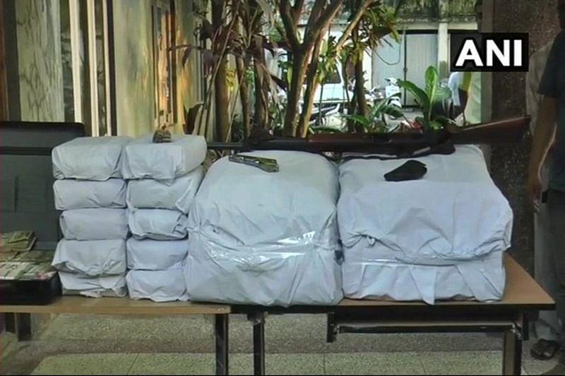 Manipur BJP leader held with drugs worth Rs 27 crore