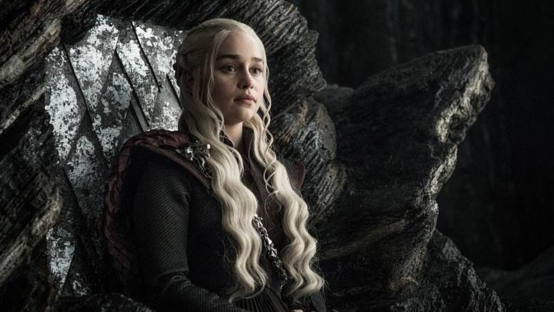 Emilia Clarke bids farewell to Game of Thrones