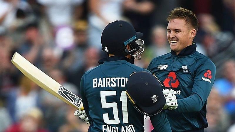 England beat Australia by 6 wickets, lead ODI series 4-0