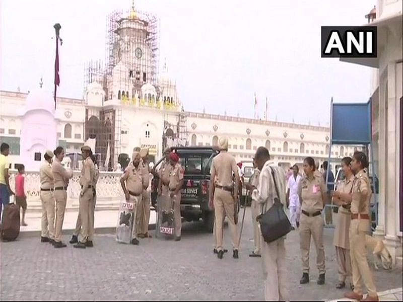 Operation Blue Star anniversary: Security tightened in Golden temple