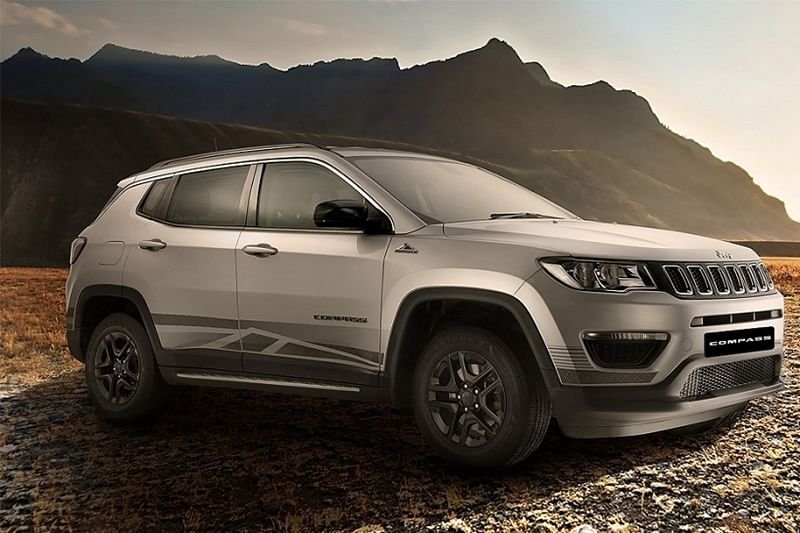New Launch! Jeep Compass Bedrock Limited Edition; priced at Rs 17.53 lakh