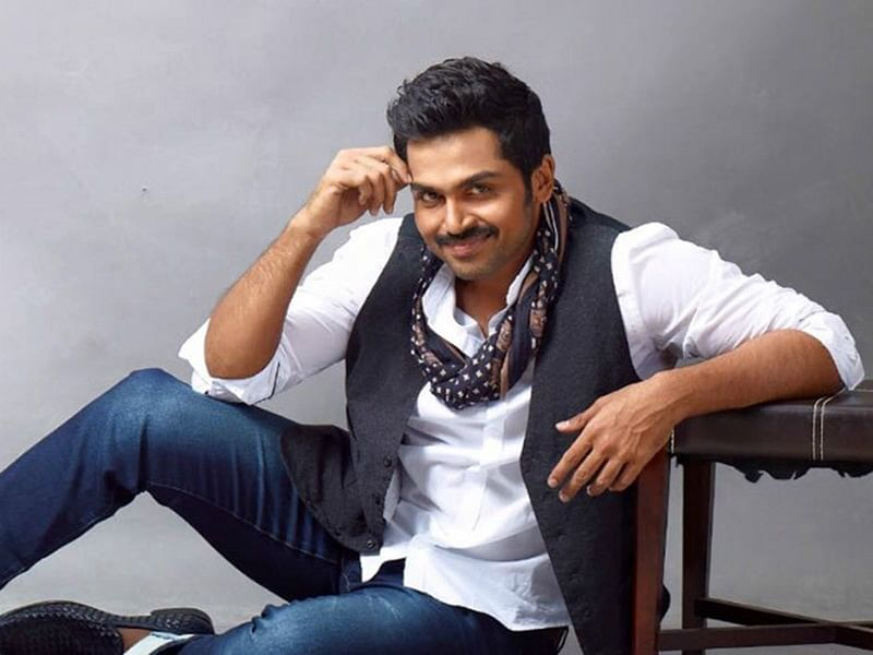 Tamil star Karthi's next brings back value of a 'joint family'