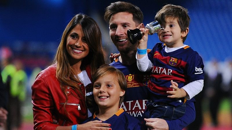 Lionel Messi's family, friends celebrate his 31st birthday