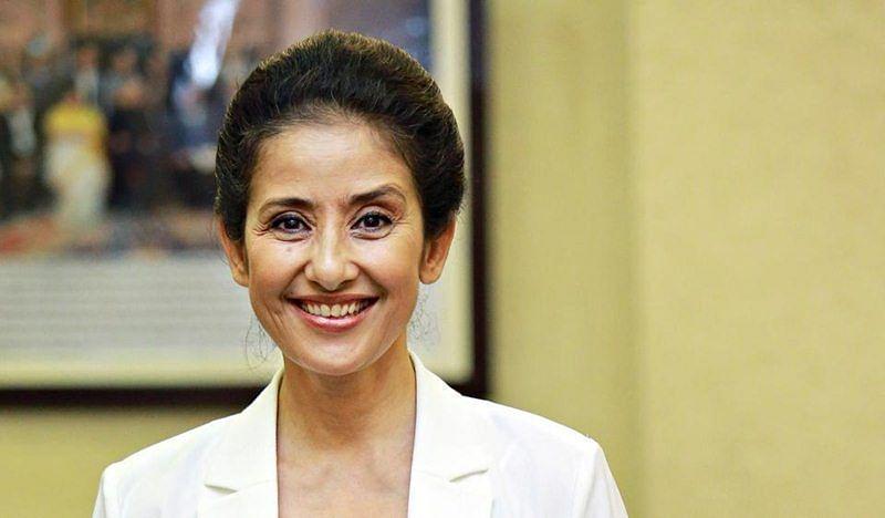 Thrilled to work with Sanjay Dutt in 'Prasthaanam': Manisha Koirala