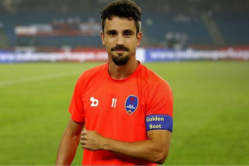 ISL 2018-19: FC Pune City retain Brazil's Marcelinho