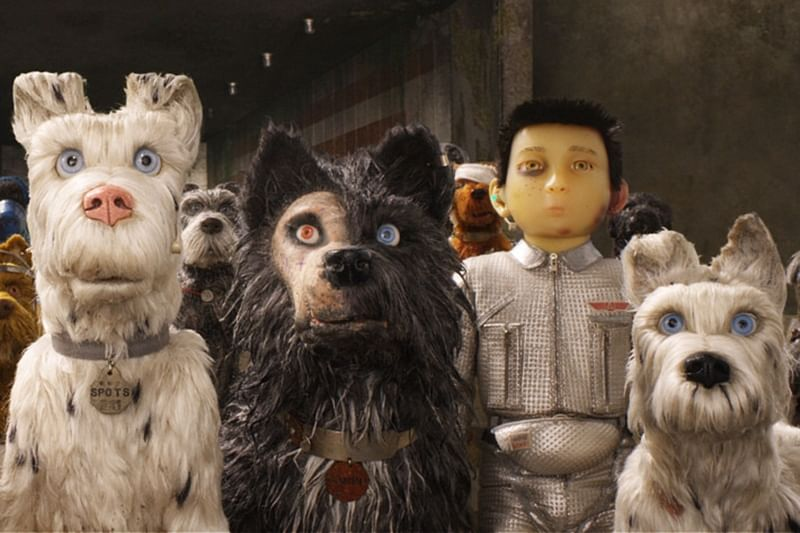 Filmmaker Wes Anderson created Five Hundred Clay Dog puppets for 'Isle Of Dogs'